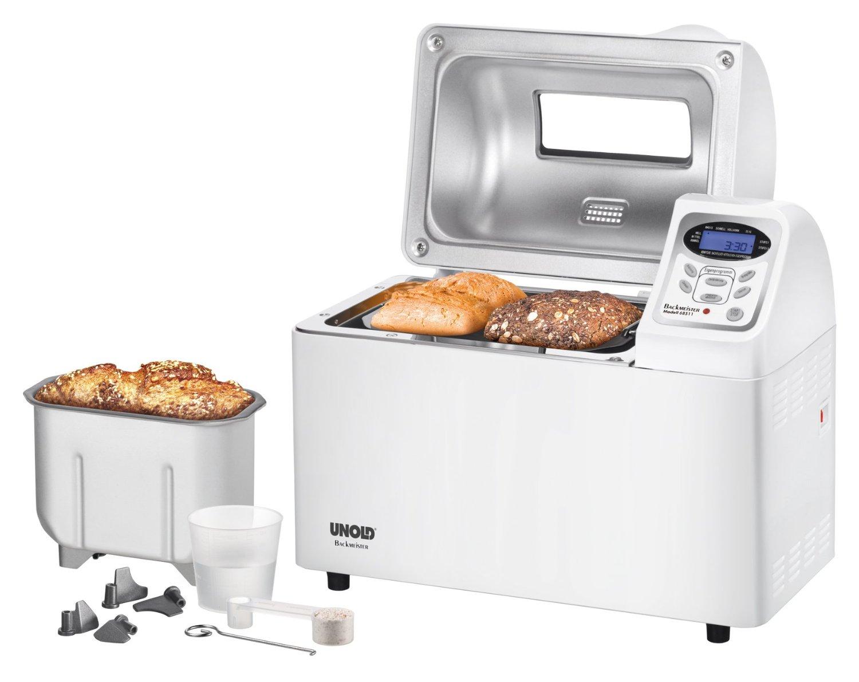 Macchina del pane Unold 68511 - Recensione