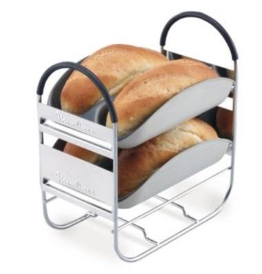 Supporto della Moulinex OW3501 per preparare le baguettes