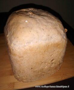 Ecco il pane pronto!